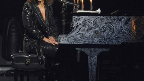 Alicia Keys Sparkles At The Beacon Theatre