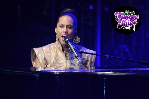 Alicia Keys gala 4