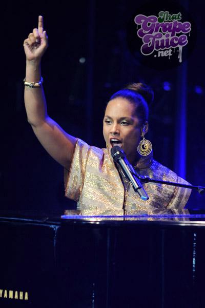 Alicia Keys gala 5