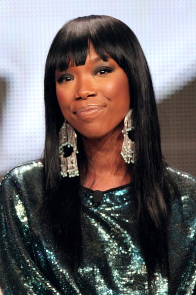 BRANDY Hot Shot: Brandy Makes Major Appearance For New Artists