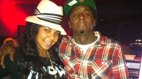 Ashanti Hits Studio With Lil Wayne; Talks New LP With That Grape Juice