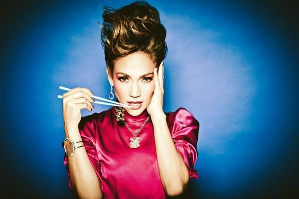 bb jlo tous jlo ads1 J.Lo Unveils News on Papi, Performances
