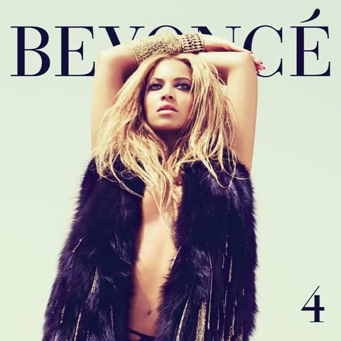 beyonce 4 12 Beyonce Remains #1 On UK Album Chart
