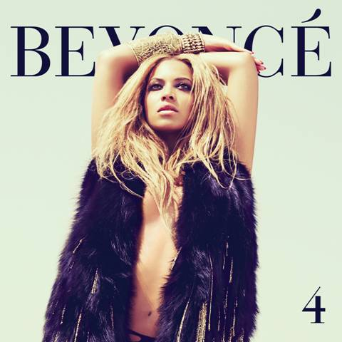 beyonce 4 Beyonce Scores UK #1 With 4