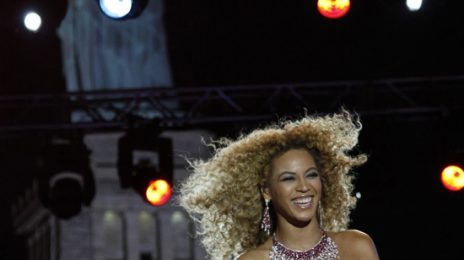 Watch:  Beyonce Performs 'Proud To Be An American'