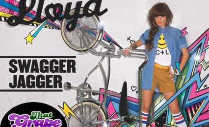 Hot Shot: Cher Lloyd Unveils 'Swagger Jagger' Single Cover