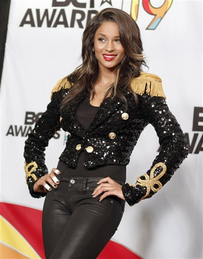 ciara jackson Video: Ciara Tributes Michael Jackson