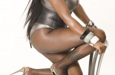 Hot Shots: Foxy Brown Brings Sexy Back