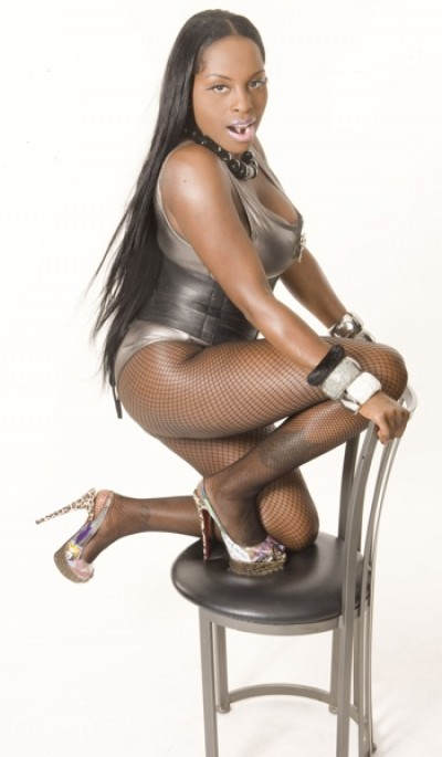 Sexy foxy brown