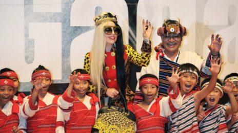 Hot Shots: Taiwan Celebrates Lady GaGa Day
