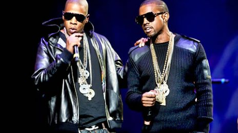Jay-Z & Kanye West Announce Album Release Date...And New Duo Name