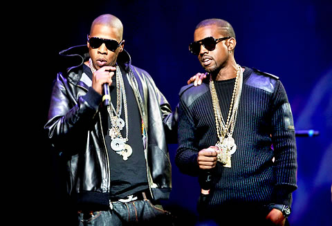 kanye jay1 Jay Z & Kanye West Announce Album Release Date...And New Duo Name