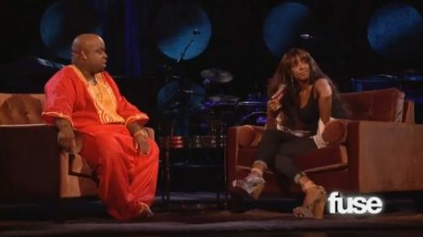 Video: Kelly Rowland Interviews Cee-Lo Green