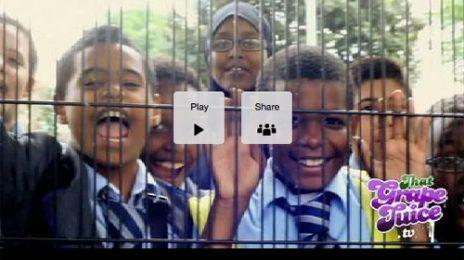 That Grape Juice TV: Keri Hilson Surprises School Students