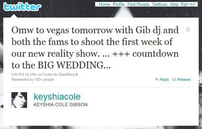 keyshia cole reality show1 Keyshia Cole Cooking Up New Reality Show, Wedding