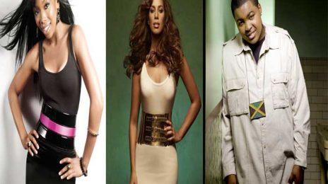 Leona Lewis & Sean Kingston Join 'Major' Mentors
