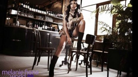 Hot Shots: Melanie Fiona Strikes A Pose In New Promo Pics