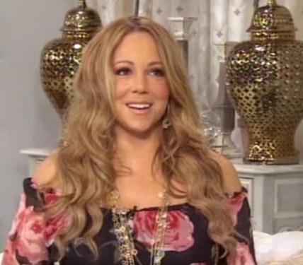mimi Mariah Carey Debuts Post Baby Body