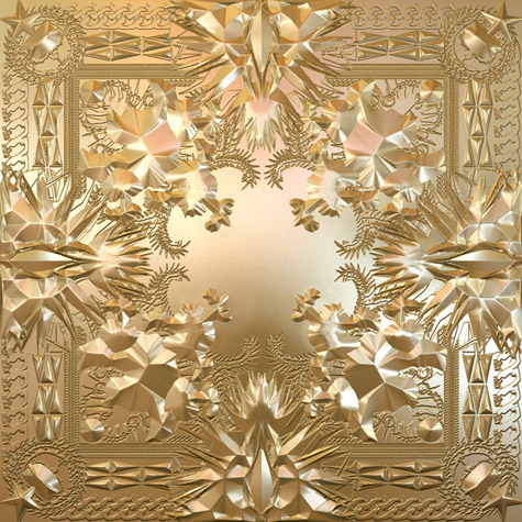 watch the throne cover Hot Shot: Jay Z & Kanye West  Watch The Throne Album Cover