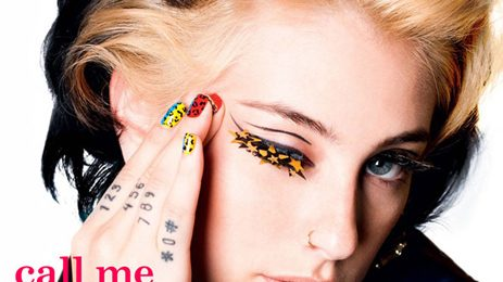 Kreayshawn Sees Stars on i-D Cover
