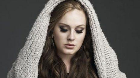 Adele's '21' Is Certified Quadruple Platinum