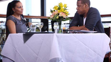 Jay-Z's surprise Hot 97 Interview