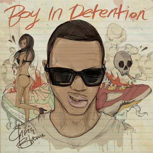 Boyindetention New Music: Chris Brown Strip (ft. Kevin McCall)