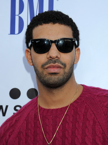DRAKE BMI 2 Hot Shots: Christina Milian And Drake Sizzle At BMI Urban Awards