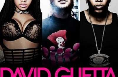 Nicki Minaj, David Guetta, & Flo Rida Rock 'America's Got Talent'