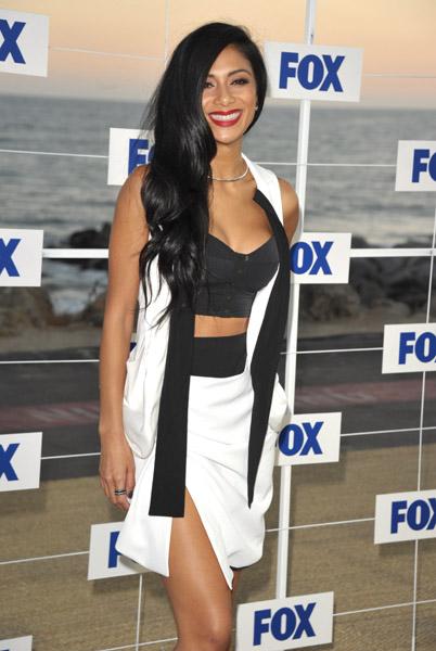 FOX ALL STAR 3 Hot Shots: Nicole Scherzinger Dazzles For Fox