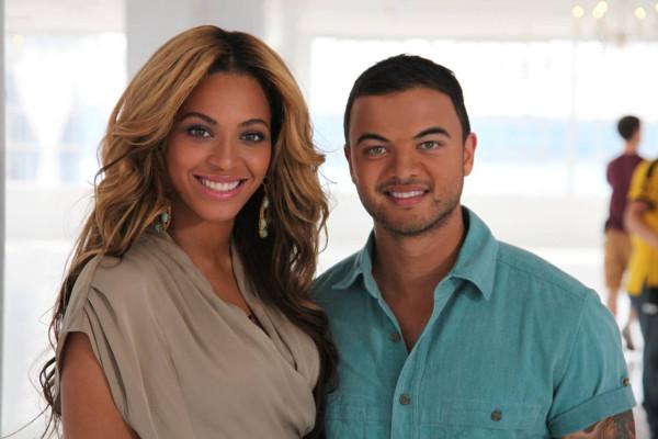 Hot Shot Beyonce Hot Shot: Beyonce Judges On X Factor Australia