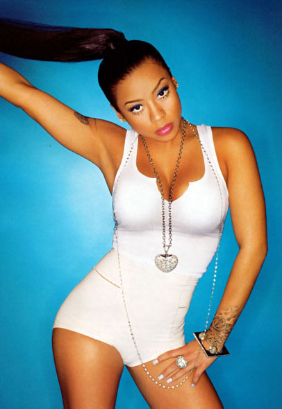 IFWT KeyshiaPonyTail Keyshia Cole Announces New Management
