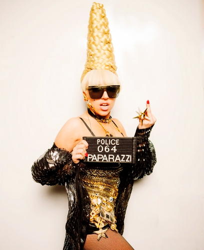 Lady+Gaga+PAPARAZZI Lady GaGa To Guest Star In The Simpsons