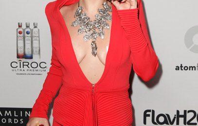 Hot Shots: Lady GaGa Attends VMA Pre-Show Dinner