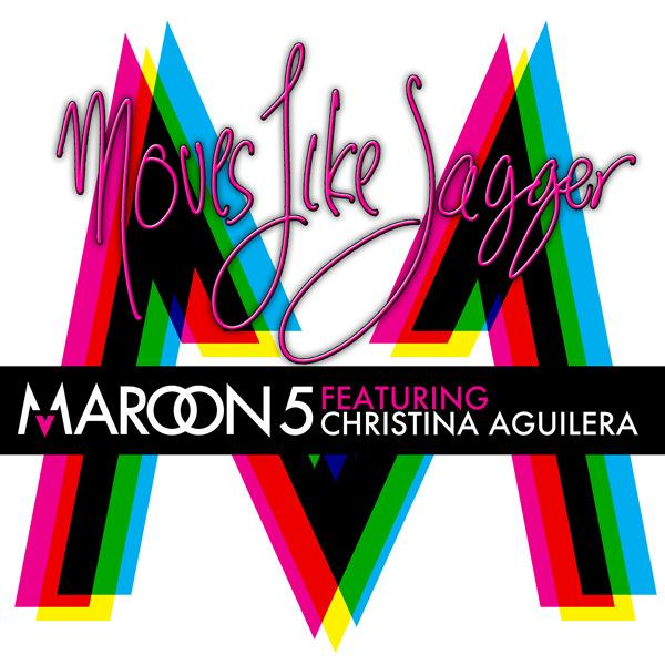 Moves Like Jagger Maroon 5 Christina Aguilera New Video: Maroon 5  Moves Like Jagger (Ft Christina Aguilera)