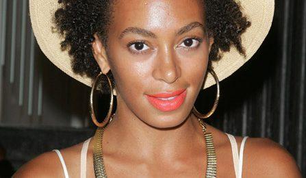 Hot Shots: Solange Lets Loose In New York