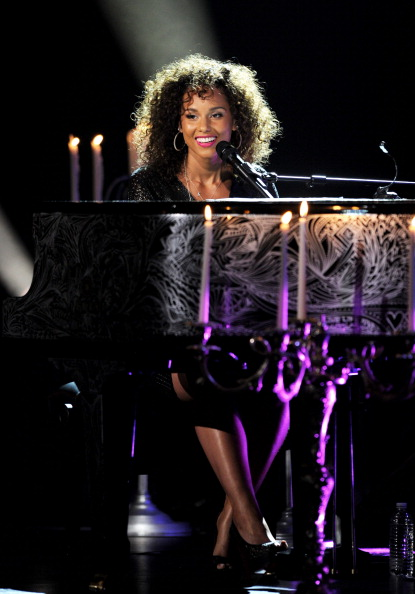 aliciaLA1 Behind the Scenes: Alicia Keys Live From New York