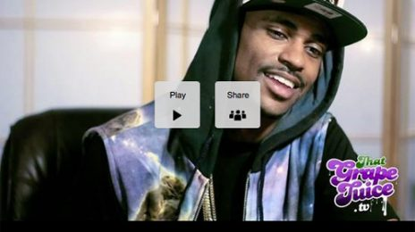 That Grape Juice Interviews Big Sean