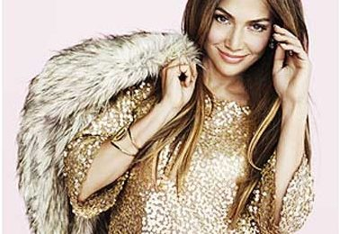 Behind the Scenes:  The J.Lo Kohl's Collection