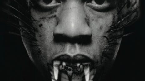 Hot Shots: Jay-Z & Kanye Get Beastly In New 'Watch The Throne' Promos
