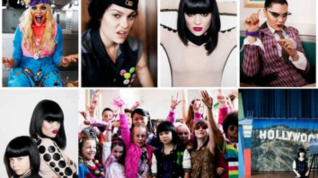 Hot Shots: Jessie J 'Who's Laughing Now' Video Stills