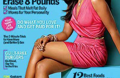 Hot Shots:  Jennifer Hudson Shines In 'Self' Magazine