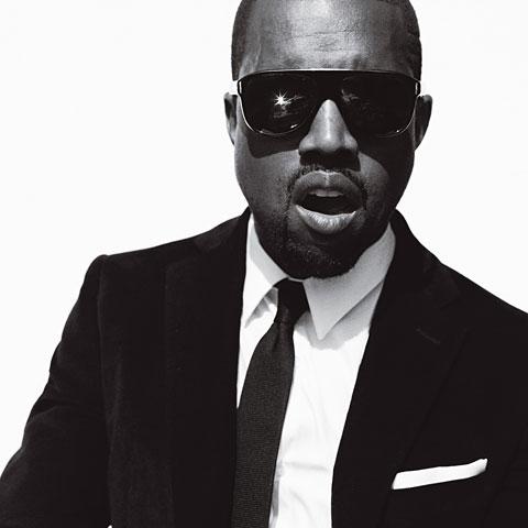 kanye1 Kanye West Takes a Tumble