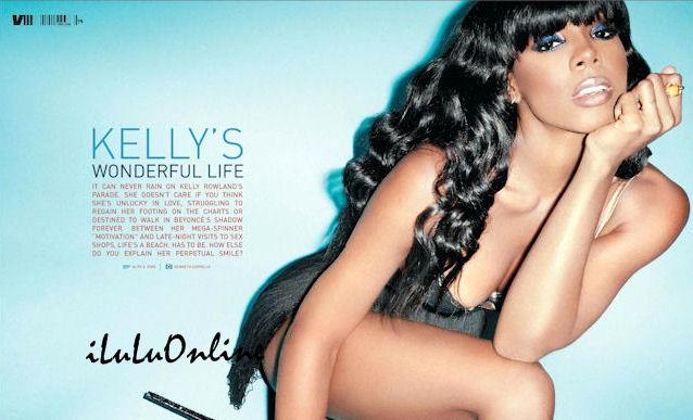 kelly rowland vibe 02 Hot Shots:  Kelly Rowland VIBE Spread