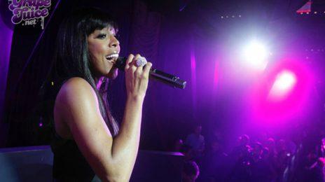 Hot Shots: Kelly Rowland Rocks Las Vegas