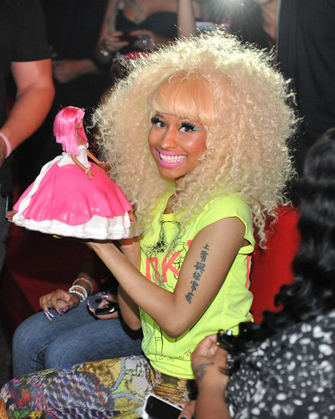 nicki doll