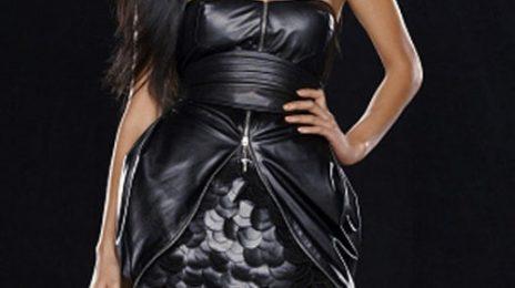 Hot Shots: Scherzinger Strikes A Pose In 'X Factor USA' Promo Pics