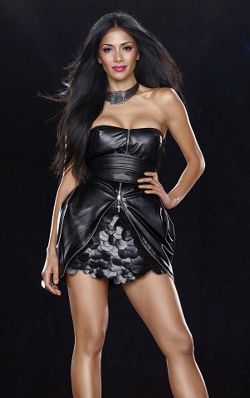 nicole fierce e1312890593621 Hot Shots: Scherzinger Strikes A Pose In X Factor USA Promo Pics