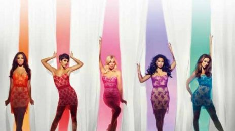 Hot Shot: The Saturdays Unveil 'All Fired Up' Single Cover
