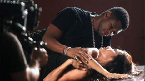 "Behind the Scenes:  Romeo Santos feat. Usher - ""Promise"""